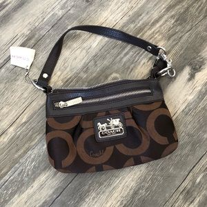 NWT coach small purse